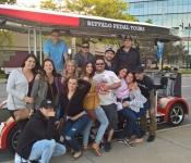 buffalo-pedal-tours-downtown-party