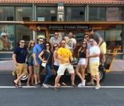 buffalo-pedal-tours-party-with-friends
