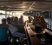 buffalo pedal tours- party boat fun