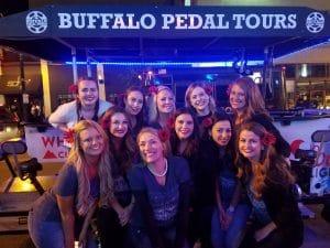 Pub Crawl in Buffalo NY