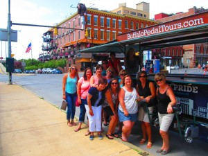 Ideas For Your Private Buffalo Pedal Tour Pub Crawl