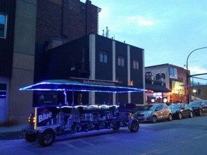 Special Anniversary Dinner, Tour Buffalo Restaurants On The Pedal Bus!