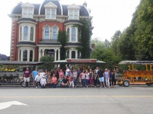 Two Pedal Tour Groups Are Better Than One!
