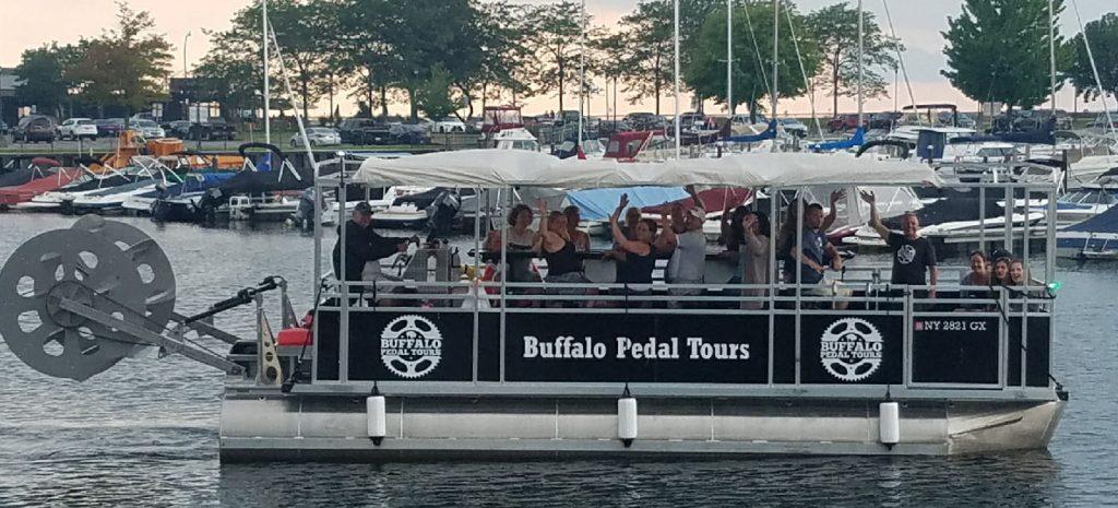 Pedal Bike Tours Buffalo Ny