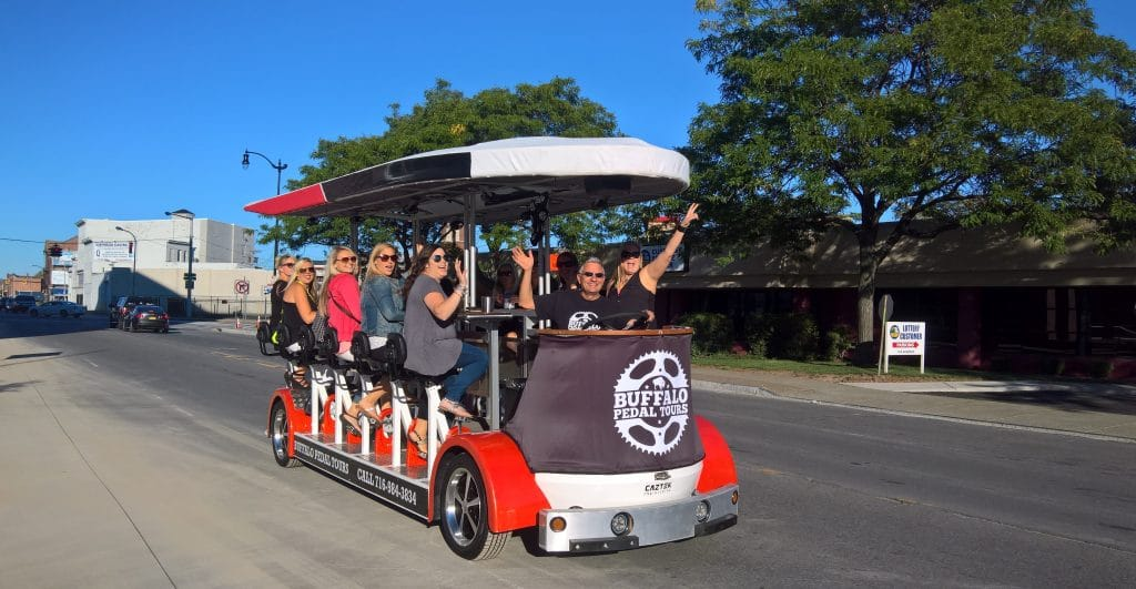 Pedal Party Bike Tours